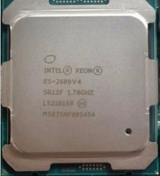 serverparts cpu s-2011-3 xeon e5-2609v4 box